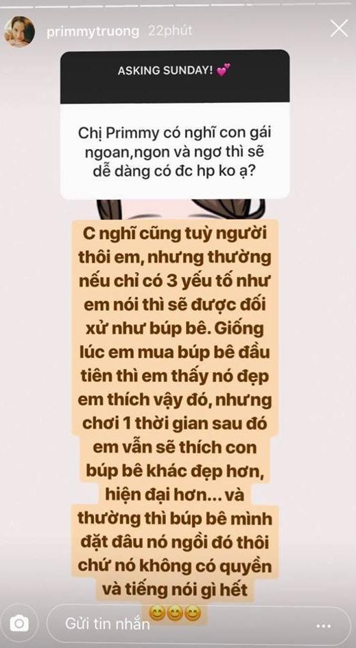 Fan nữ được bạn gái Phan Thành tư vấn con gái ngoan, ngon, ngơ sẽ được cưng như búp bê là Hoa khôi chứ chẳng đùa!-1