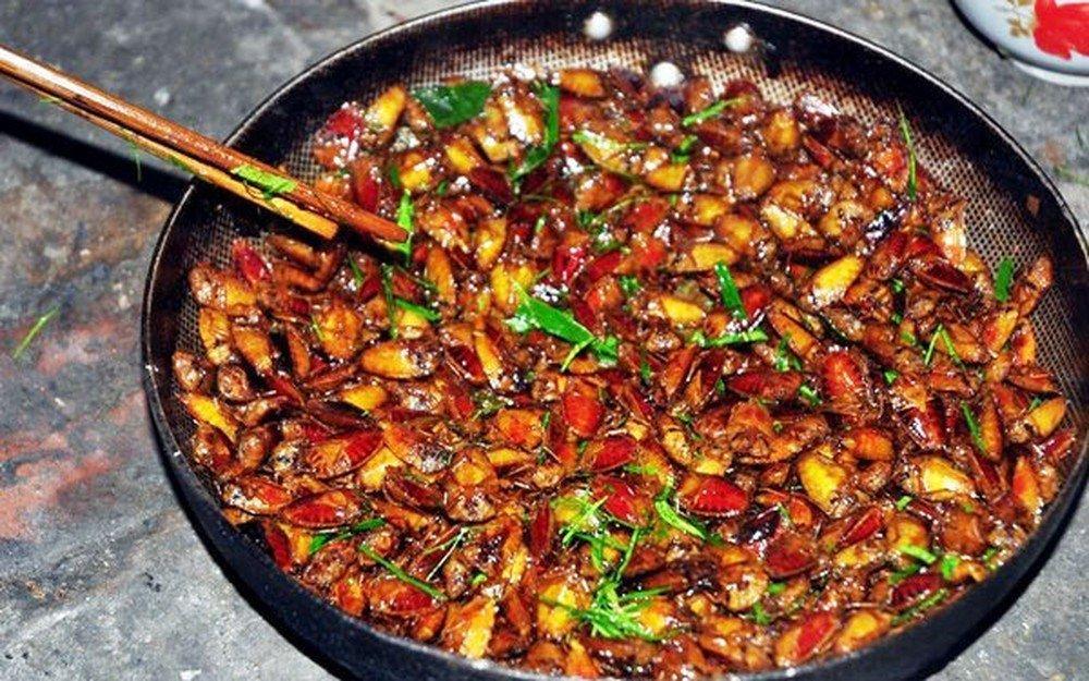 Món ăn đặc sản Việt kinh dị khiến khách Tây... khóc thét-10