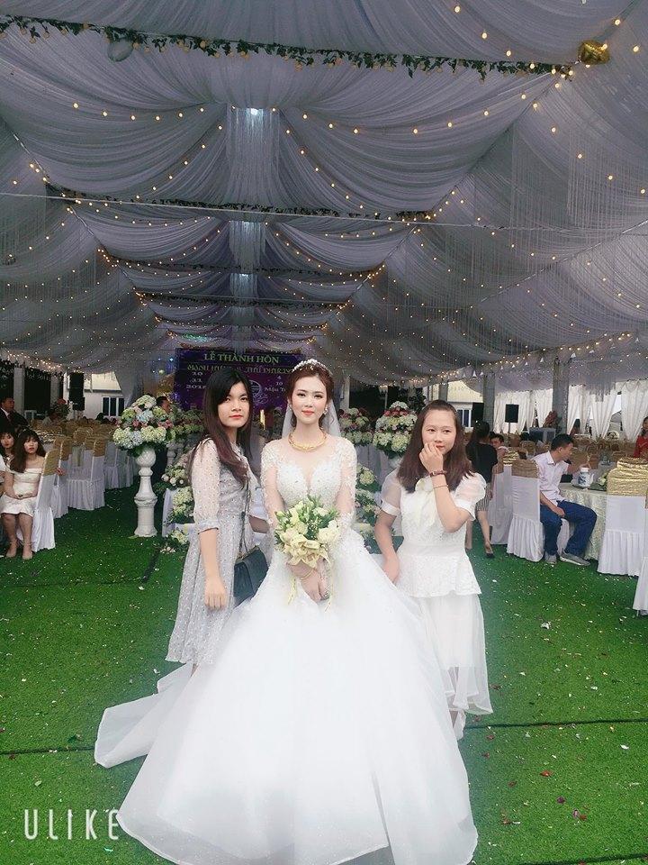 Hé lộ thêm những hình ảnh cô dâu 18 tuổi đẹp như hotgirl trong đám cưới nhiều tỷ tại Vĩnh Phúc-6