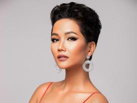 Sát ngày thi Miss Universe 2018, H'Hen Niê gây hoang mang với thông báo 'sẽ cắt tóc ngắn hơn'