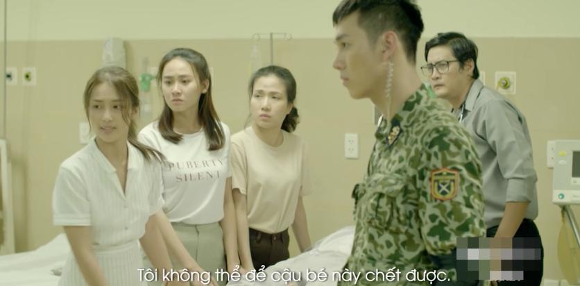 Du cờ lâu tu mất bờ lút - diễn viên Hậu duệ mặt trời bản Việt nói tiếng Anh khiến khán giả xem mà cười đứt hơi-3