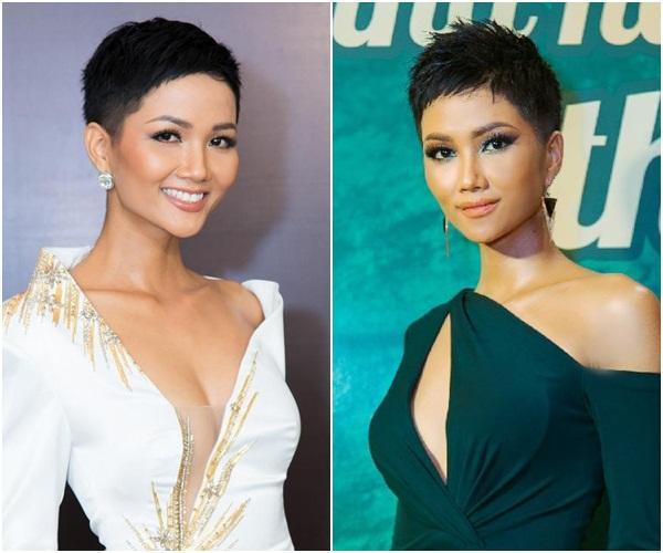 Sát ngày thi Miss Universe 2018, HHen Niê gây hoang mang với thông báo sẽ cắt tóc ngắn hơn-6