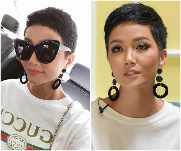 Sát ngày thi Miss Universe 2018, HHen Niê gây hoang mang với thông báo sẽ cắt tóc ngắn hơn-8