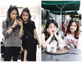 Em họ xinh như hot girl, chơi thân từ bé của Huy Me và Trang Lou