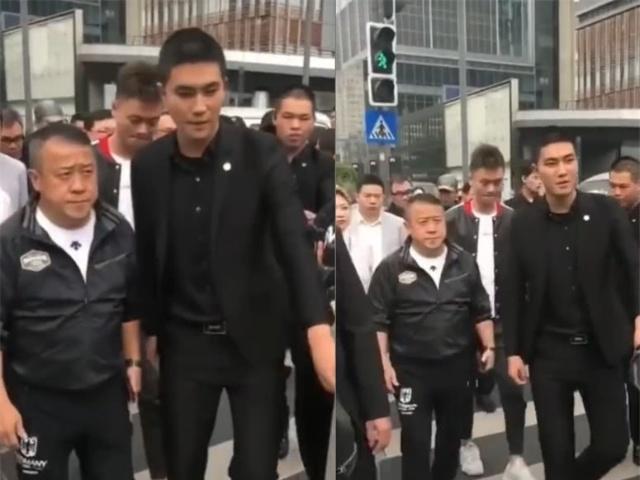 Tăng Chí Vỹ tăng cường vệ sĩ sau cái chết của Lam Khiết Anh-5