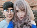 Người mẫu chuyển giới nổi tiếng Thái Lan và chuyện tình xúc động với bạn trai lái xe ôm