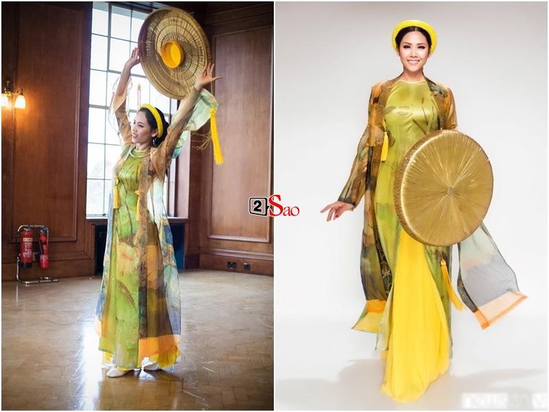 Loạt trang phục biểu diễn Dance of the World độc đáo của đại diện Việt Nam trên đấu trường nhan sắc thế giới-5