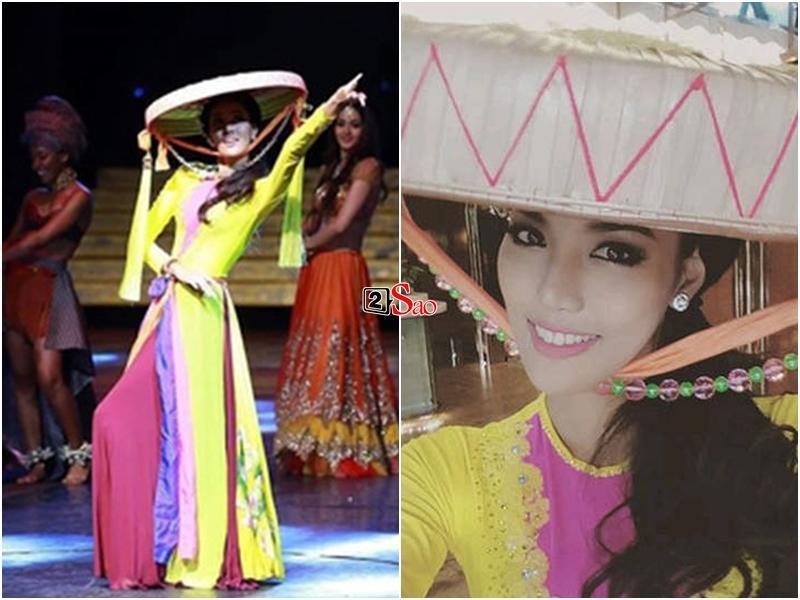 Loạt trang phục biểu diễn Dance of the World độc đáo của đại diện Việt Nam trên đấu trường nhan sắc thế giới-7