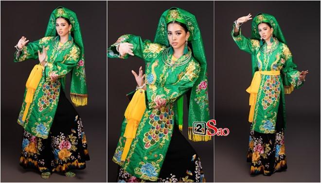 Loạt trang phục biểu diễn Dance of the World độc đáo của đại diện Việt Nam trên đấu trường nhan sắc thế giới-12