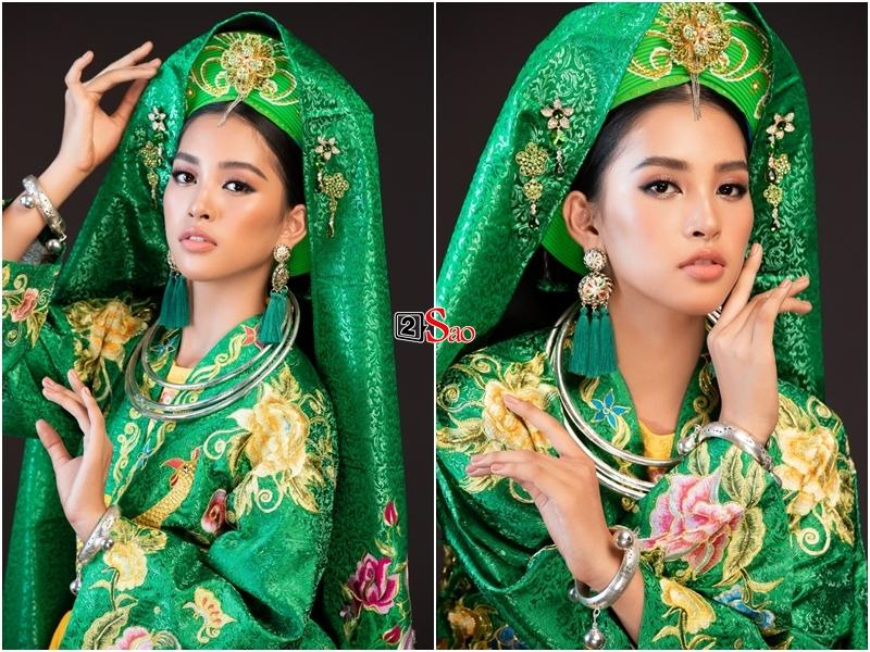 Loạt trang phục biểu diễn Dance of the World độc đáo của đại diện Việt Nam trên đấu trường nhan sắc thế giới-13