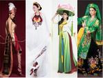 Loạt trang phục biểu diễn 'Dance of the World' độc đáo của đại diện Việt Nam trên đấu trường nhan sắc thế giới