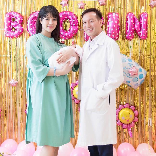 Dẹp hết kiêng khem, Diệp Lâm Anh khiến ai nấy xanh mặt khi vi vu như gái còn son dù vừa sinh con 2 tuần-3