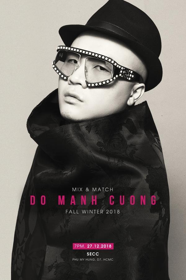 Đỗ Mạnh Cường tổ chức show diễn thứ 13 Mix & Match-2