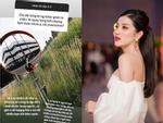 Lộ ảnh mặc váy cưới gây sốt của Á hậu Huyền My giữa nghi án chia tay thiếu gia đình đám Hà thành-5