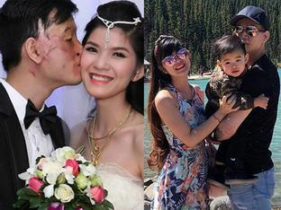 Bất ngờ cuộc sống hôn nhân sau 4 năm của chồng xấu lấy vợ hotgirl Sài thành một thời đình đám