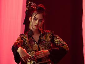 Thi tài năng tại Miss World 2018, Tiểu Vy bất ngờ khoe giọng hát với 'Lạc trôi' của Sơn Tùng M-TP