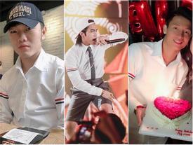 Lương Xuân Trường và Bùi Tiến Dũng U23 Việt Nam mặc áo nhái theo Sơn Tùng M-TP?
