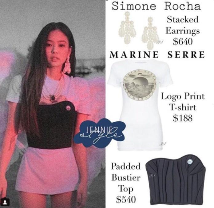 Đã mắt khi bóc giá đồ hiệu trong MV SOLO của Jennie (Black Pink)-11