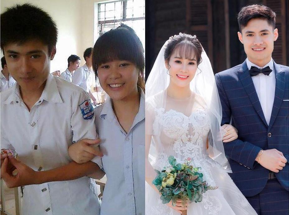 Cặp 9X Bắc Giang: Từ bạn cùng lớp, 7 năm sau thành bạn cùng nhà-1