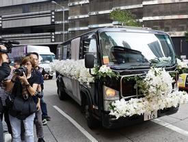 Công bố hình ảnh lễ hỏa táng 'thái đẩu võ hiệp' Kim Dung