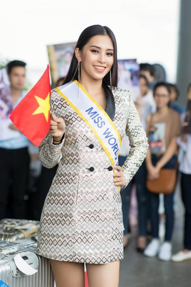 3 yếu tố giúp Tiểu Vy ghi điểm trong những ngày đầu tiên chinh chiến tại Miss World 2018-2