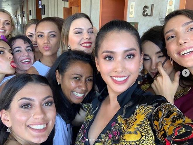 3 yếu tố giúp Tiểu Vy ghi điểm trong những ngày đầu tiên chinh chiến tại Miss World 2018-8