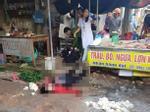 Lộ nguyên nhân người phụ nữ bán đậu phụ bị sát hại giữa chợ?-2