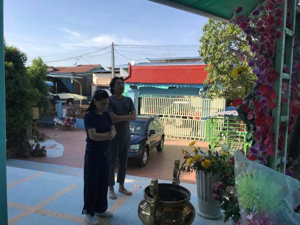 Cát Phượng và Kiều Minh Tuấn cùng nhau du hí Campuchia-7