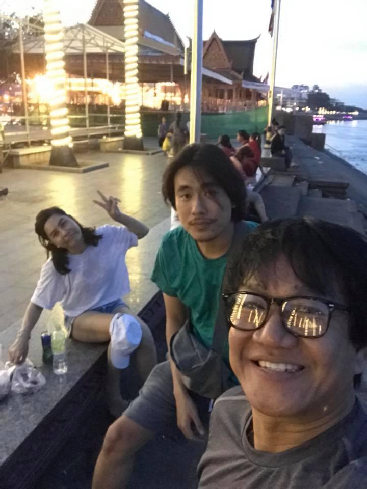 Cát Phượng và Kiều Minh Tuấn cùng nhau du hí Campuchia-11
