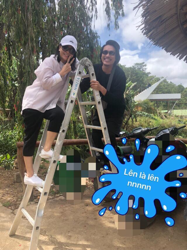 Cát Phượng và Kiều Minh Tuấn cùng nhau du hí Campuchia-12