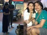 Cát Phượng và Kiều Minh Tuấn cùng nhau du hí Campuchia