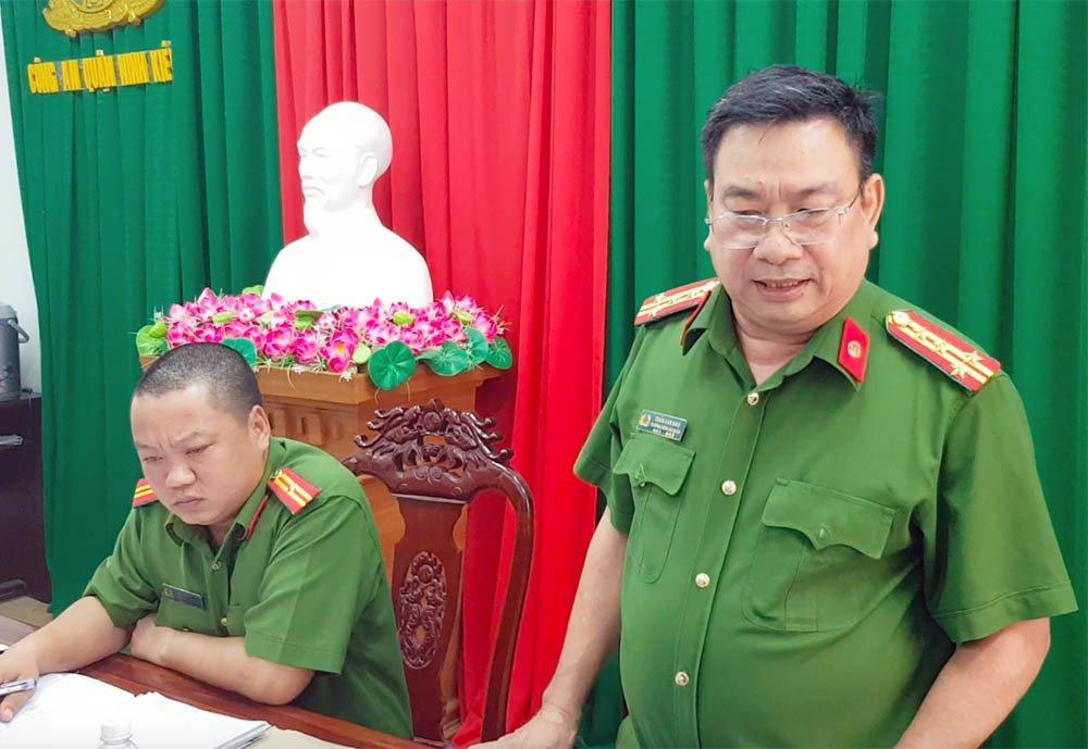 Trưởng Công an quận Ninh Kiều - Cần Thơ: Đề nghị xử lý đạo diễn vu khống công an-1