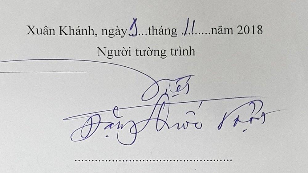 Trưởng Công an quận Ninh Kiều - Cần Thơ: Đề nghị xử lý đạo diễn vu khống công an-7