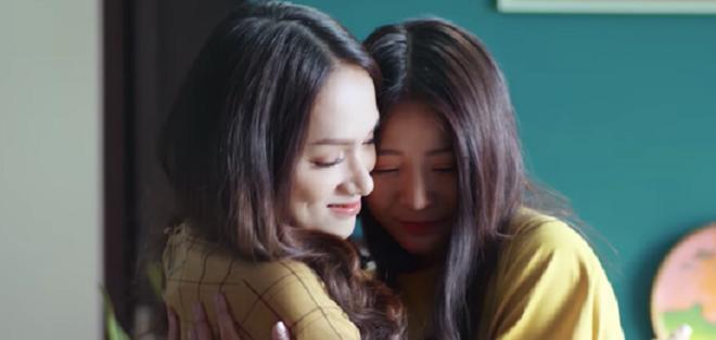 Clip tả thực: Quá buồn cho Hương Giang quay ra yêu gái nhưng vẫn bị phản bội-2