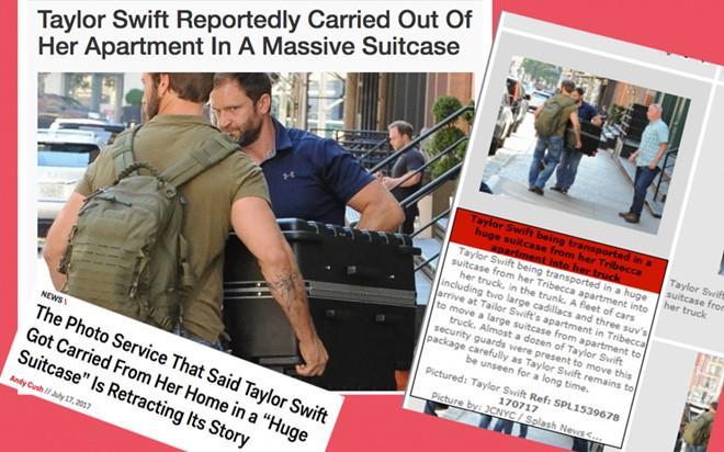 Taylor Swift nhiều lần trốn vào vali để lẩn tránh paparazzi-1