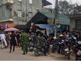 Lộ nguyên nhân người phụ nữ bán đậu phụ bị sát hại giữa chợ?