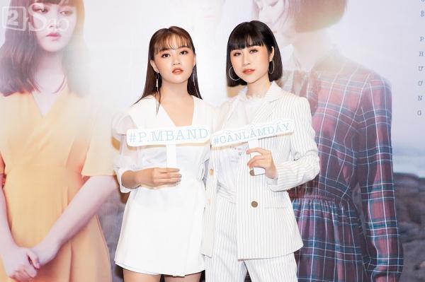 Nhóm nhạc Davichi Việt Nam P.M band: Chúng tôi muốn tự độc lập, không là gánh nặng của chị Đông Nhi-1