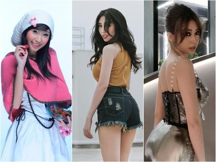 'Bé dâu tây' Khổng Tú Quỳnh khiến ai nấy bất ngờ khi trở thành 'mợ Quỳnh' với vóc dáng đẫy đà, sexy lạc lối