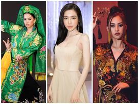 Không chỉ ghi điểm ở Miss World nhờ trang phục, Tiểu Vy gây mê hoặc bởi loạt layout make up cực kì hút mắt