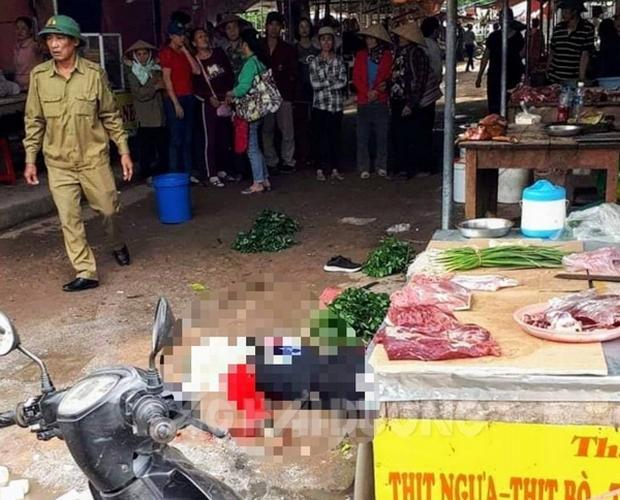 Người phụ nữ bị bắn chết ở chợ Hải Dương: Cái chết đã được báo trước?-2
