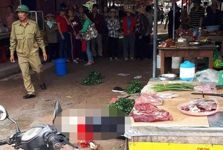 Người phụ nữ bị bắn chết ở chợ Hải Dương: Cái chết đã được báo trước?-5