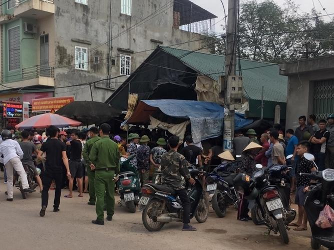 Người phụ nữ bị bắn chết ở chợ Hải Dương: Cái chết đã được báo trước?-7