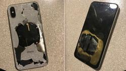 iPhone X phát nổ vì 'lỡ dại' cắm sạc lúc nâng cấp iOS