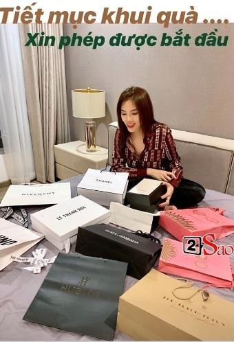 Bóc giá những món quà sinh nhật vừa đắt vừa lạ của hoa hậu Kỳ Duyên-3