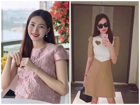 Lấy lại vóc dáng thần tốc sau sinh, Diệp Lâm Anh - Đặng Thu Thảo - Hà Tăng khiến gái chưa chồng cũng phải tắt điện-6