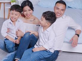 Chồng BTV Hoàng Linh muốn sinh thêm con gái giữa nghi án hôn nhân tan vỡ