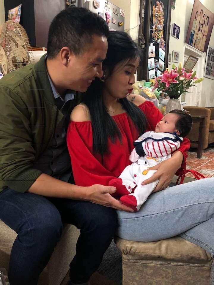 Chồng BTV Hoàng Linh muốn sinh thêm con gái giữa nghi án hôn nhân tan vỡ-3