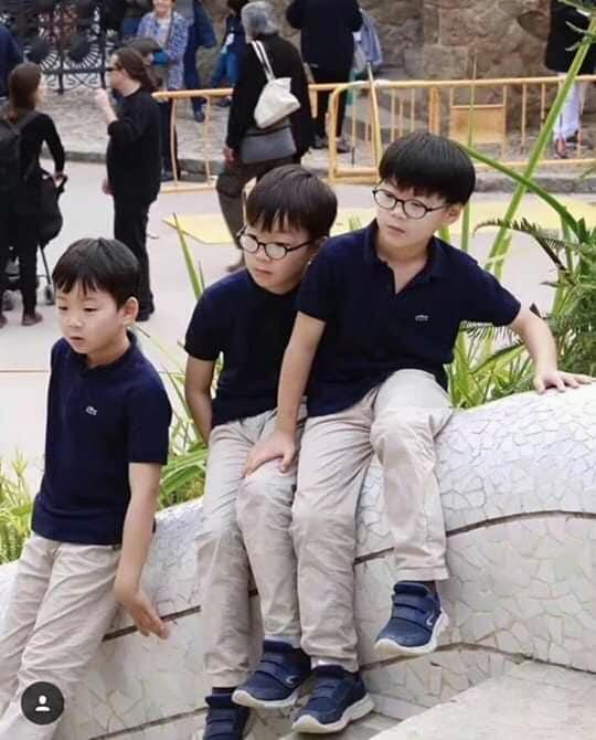 Daehan Minguk Manse trưởng thành hơn, không còn mũm mĩm như ngày nào-1