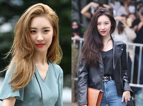 Không cần nhuộm tóc cầu kỳ, những nữ Idol Kpop này vẫn xinh ngất ngây khi diện tóc đen đơn giản-2