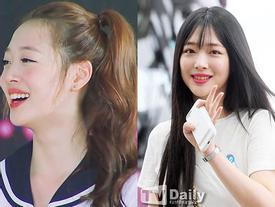 Không cần nhuộm tóc cầu kỳ, những nữ Idol Kpop này vẫn xinh ngất ngây khi diện tóc đen đơn giản
